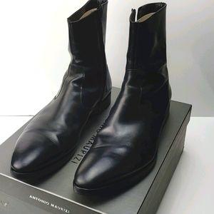 Antonio Maurizi Chelsea Boots (Size 11/ EUR 44)